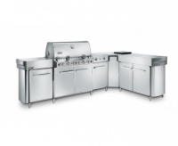 Газовый гриль Weber Summit Grill Center