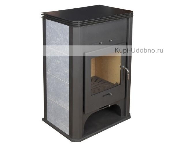 Печь-камин бавария пристенно-угловая с теплообменником купить в томске из чего состоит теплообменник на древ