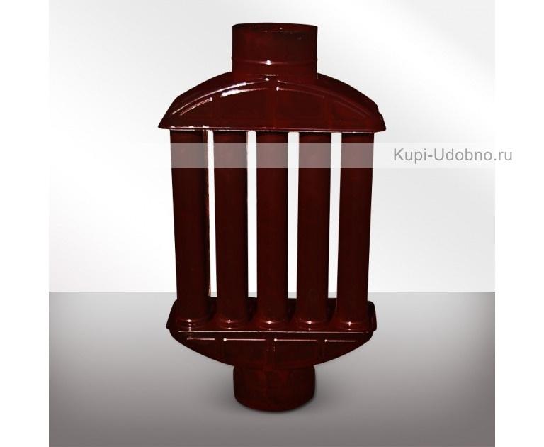 Купить теплообменник на дымовую трубу Пластинчатый теплообменник Теплохит ТИ P002 Хабаровск